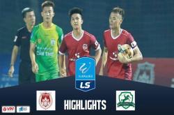 Phố Hiến 2-0 Phù Đổng (Vòng 16 Hạng Nhất QG 2019)