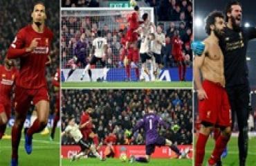 Thấy gì từ trận thắng 2-0 của Liverpool trước M.U?