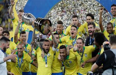Cập nhật sáng 8/7: Brazil vô địch Copa America. Messi đối mặt án phạt nặng. Mỹ đăng quang World Cup nữ