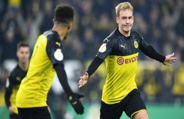 Vòng 2 Cúp Quốc gia Đức: Dortmund nhọc nhằn giành vé đi tiếp