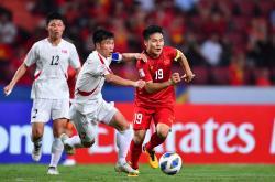 U23 Việt Nam 1-2 U23 Triều Tiên (Bảng D U23 châu Á 2020)