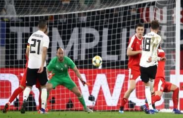 Đức 1-1 Serbia (Giao hữu quốc tế 2019)