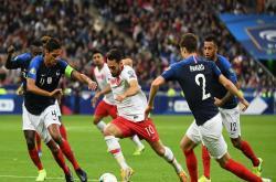 Pháp 1-1 Thổ Nhĩ Kỳ (Vòng loại EURO 2020)