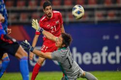 U23 Syria 2-1 U23 Nhật Bản (Bảng B U23 châu Á 2020)