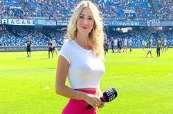MC thể thao có nên mặc quá nóng bỏng?
