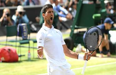 Djokovic và nghệ thuật đánh tie-break