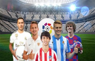 5 cầu thủ được chú ý nhiều nhất ở vòng 1 La Liga