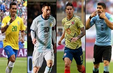 Lượt đầu Copa America 2019: Lộ rõ các ứng viên vô địch