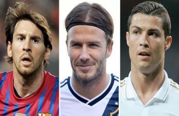 Beckham mộng chiêu mộ cả Messi lẫn Ronaldo