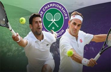 Trận tennis hay nhất năm: Chung kết Wimbledon 2019 giữa Federer-Djokovic