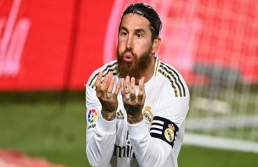 Ramos cán mốc 100 bàn, 'nổ súng' nhiều hơn cả Messi từ sau Covid-19