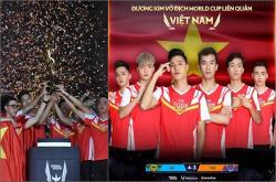 Việt Nam vô địch Liên Quân Mobile thế giới, giải thưởng gần 5 tỷ đồng