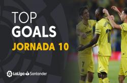 Tổng hợp bàn thắng vòng 10 La Liga 2019/20
