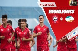 Hải Phòng 2-1 Viettel (Vòng 22 V-League 2019)