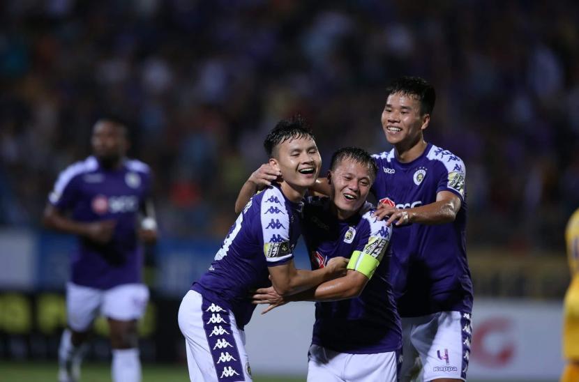 SLNA 0-1 Hà Nội FC (Vòng 24 V-League 2019)