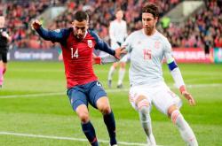 Na Uy 1-1 Tây Ban Nha (Vòng loại EURO 2020)