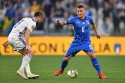 Italia 2-1 Bosnia (Vòng loại Euro 2020)