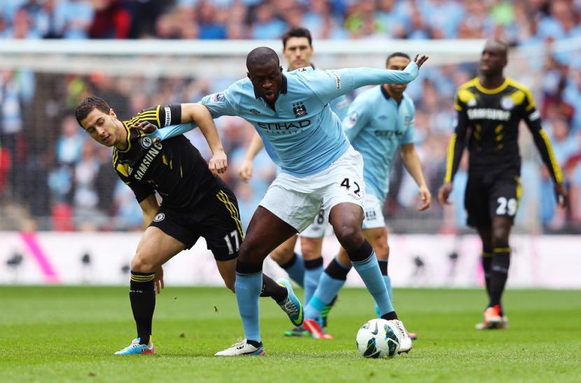 Top 5 bàn thắng đẹp nhất Man City vs. Chelsea trong lịch sử Ngoại hạng Anh