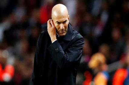 Không kẻ nào ở Real bôi bẩn được Zidane