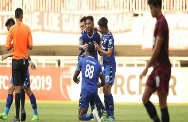 Makassar 2-1 Bình Dương (Lượt về Bán kết khu vực AFC Cup 2019
