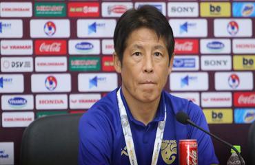HLV Akira Nishino: 'Tôi thán phục phong độ của tuyển Việt Nam'