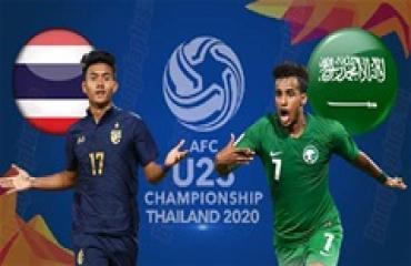 U23 Thái Lan vs U23 Saudi Arabia, 17h15 ngày 18/1: Điểm tựa sân nhà