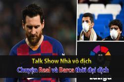 Chuyện Real Madrid, Barcelona thời khủng hoảng (Nhà vô địch 2/4)