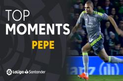 Ký ức La Liga: Pepe