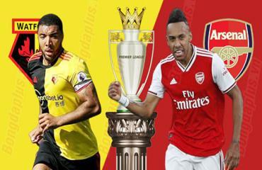 Watford vs Arsenal, 22h30 ngày 15/9: Pháo thủ tìm lại chiến thắng