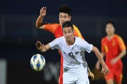 U23 Trung Quốc 0-2 U23 Uzbekistan (Bảng C U23 châu Á 2020)