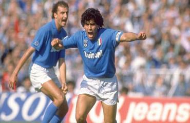 Maradona, 'đấng cứu thế' của Napoli