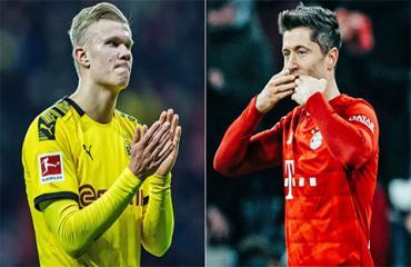 Lewandowski dành tặng lời khuyên quý báu cho Haaland