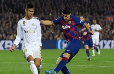 Ấn định thời điểm Real tái ngộ Barca ở Siêu kinh điển lượt về