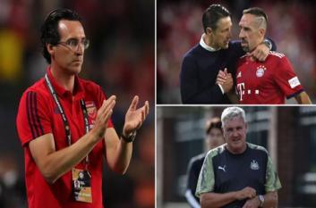 Arsenal, Bayern & những CLB 'đi chợ' kém nhất TTCN Hè 2019