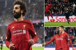 Những điểm nhấn ở trận cầu mãn nhãn Salzburg 0-2 Liverpool