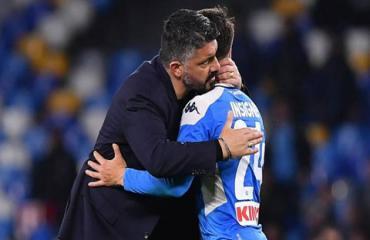 Napoli của Gattuso đã định hình