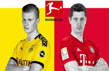 Haaland vs Lewandowski: Trọng pháo đọ tài ở Der Klassiker