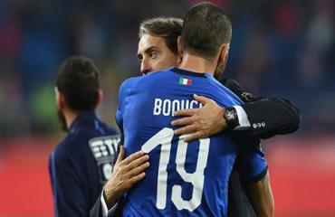 Mancini khôi phục danh dự cho người Ý