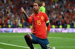 Tây Ban Nha 3-0 Thụy Điển (Vòng loại Euro 2020)
