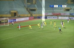 Mổ băng: Sức mạnh hành lang cánh trái của Hà Nội FC