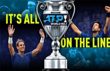 'Người phán xử' Federer và cuộc đua đến ngôi số 1 thế giới của Nadal-Djokovic