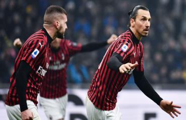 Với Ibra, Milan trở thành CLB đáng xem nhất Serie A