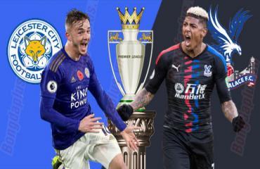 Leicester vs Crystal Palace, 21h00 ngày 4/7: Bầy cáo trở lại