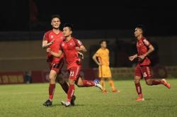 Thanh Hóa 0-3 Hải Phòng (Vòng 21 V-League 2019)