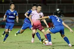 Sài Gòn FC 0-1 Bình Dương (Vòng 20 V-League 2019)