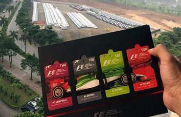 Thông tin mới nhất về chặng đua F1 tại Việt Nam