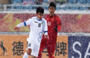U23 Uzbekistan: Từ chiến thắng Việt Nam dưới mưa tuyết đến bản lĩnh nhà vô địch