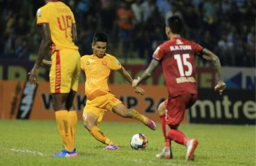 Thanh Hóa 3-3 CLB TP.HCM (Vòng 17 V-League 2019)