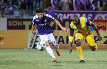 Hà Nội FC 2-2 Khánh Hòa (Vòng 15 V-League 2019)
