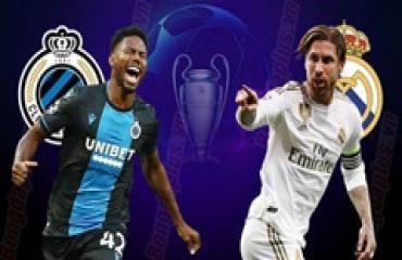 Club Brugge vs Real Madrid, 03h00 ngày 12/12: Kền kền đòi nợ